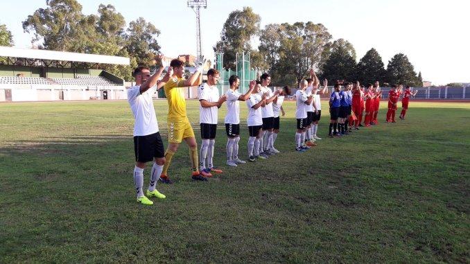 Victoria y buenas sensaciones en el estreno liguero de la UP Plasencia (2-0)