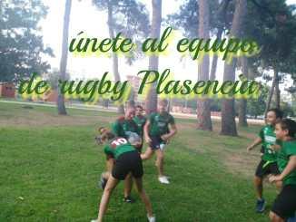 Rugby Plasencia estará en la VIII Feria del Deporte
