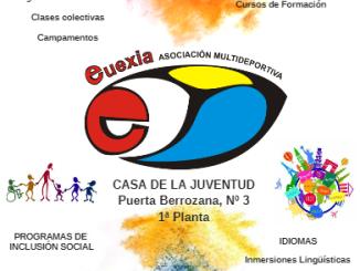 Asociación Multideportiva Euexia estará en la VIII Feria del Deporte
