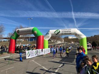 Plasencia muestra que el futuro del triatlón extremeño está asegurado