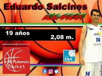 Aba Diatta y Eduardo Salcines se unen al Adepla Basket