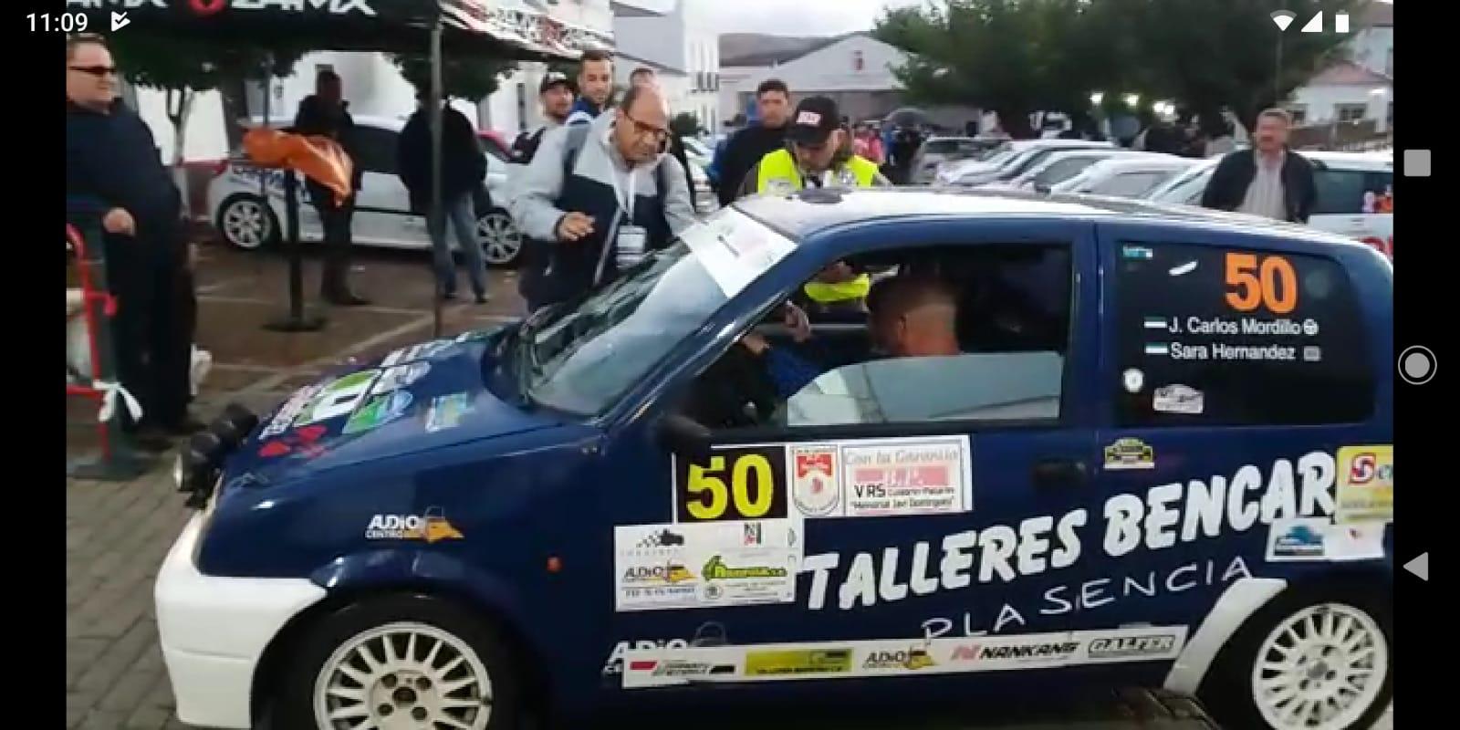 Mordillo y Hernández campeones de la Copa FEXA-RallyAl