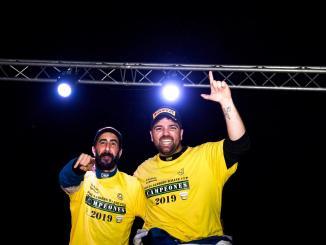 Quijada y Cuni vencedores de la Dacia Sandero con una tercera plaza en el Rallye Ciudad de Granada