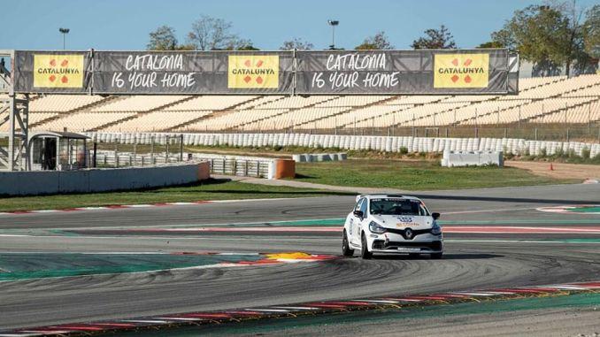 Grande debutó con nota en una nueva categoría en el Circuito de Cataluña