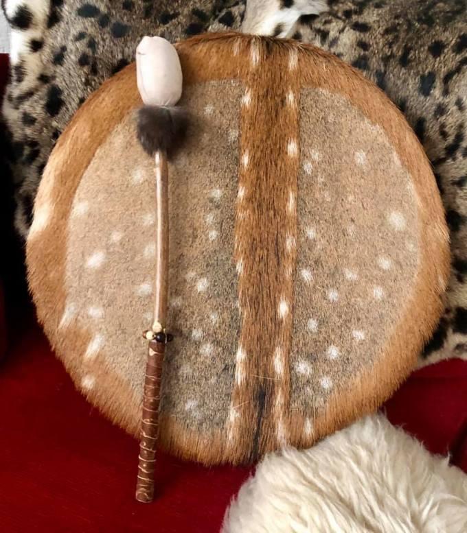 Drum healing