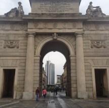 La puerta Garibaldi