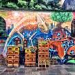Arte callejero en Milán