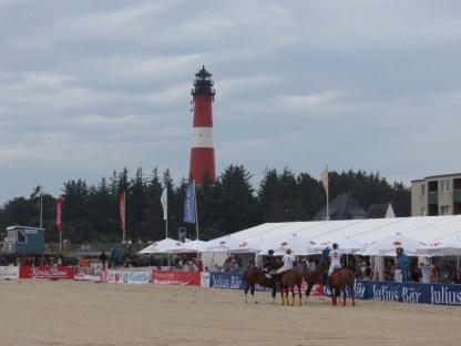 El Faro de Hörnum - Torneo de Polo de Playa