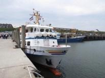 El puerto de Hörnum