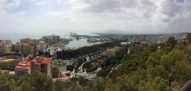 Vista desde La Coracha