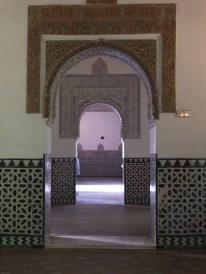 Interiores del Real Alcázar