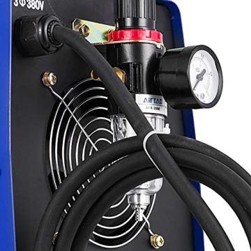 Mophorn 60AMP Plasmaschneider-Schweißgerät 380V Plasmaschneider-Schweißgerät (60AMP) - 3