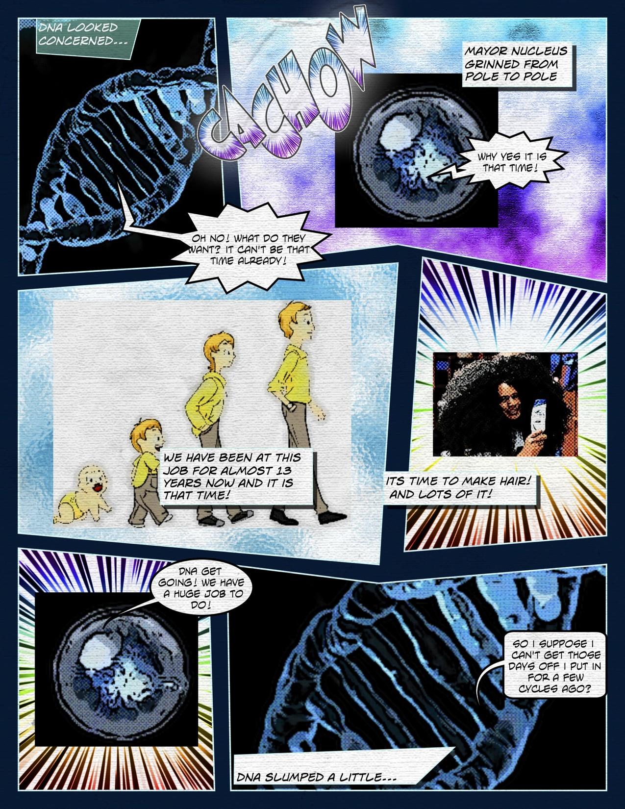 Making Sense Of DNA and RNA  plasqcom