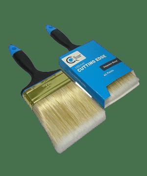 CQ Cutting Edge Paint Brush 100mm
