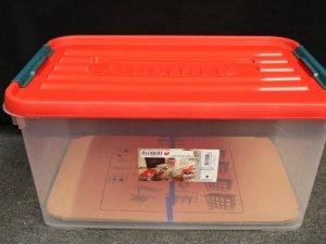 Allibert Handy 50 liter stapelbare opbergbox