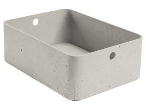Curver Beton opbergbox M 34x24x12cm