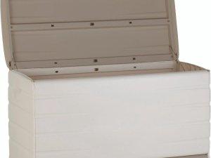 Intergard Opbergbox kussenbox grijs 120cm