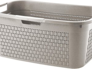 Rotho Country Wasmand 40 l - 59 x 39 x 25,2 cm