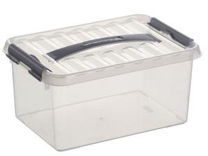 Sunware Q-line opbergbox 6 ltr