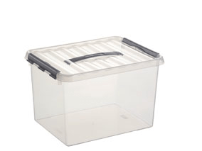 Sunware Q-line opbergbox set 1x22/2x 6