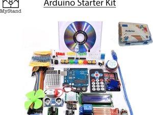 MyStand® - Complete Arduino Starter kit R3 217 delig - Arduino Uno & sensors - Uitgebreide Arduino set kit met opbergbox