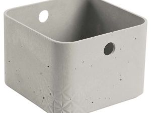 Curver Beton opbergbox XS 17x17x12cm