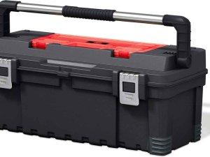 Kis C-box - Opbergbox - Portobello - S - 11 Liter - 37x26xh14cm - (set van 6) En Yourkitchen E-kookboek - Heerlijke Smulrecepten