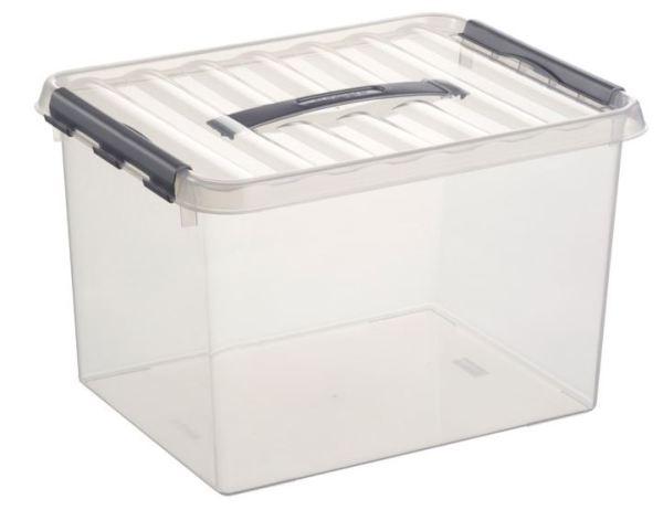 Sunware Q-line opbergbox 22ltr