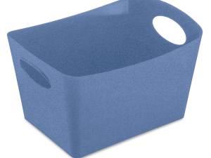 Koziol Opbergbox Boxxx S Organic 1 Liter Blauw