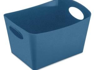 Koziol Opbergbox Boxxx S Organic 1 Liter Marineblauw