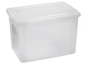 Iris clearbox - 70 liter