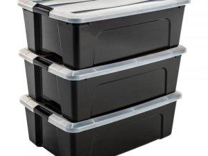 Iris New Top opbergbox - 3 stuks - 30 liter