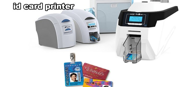 id card printer toronto ontario price