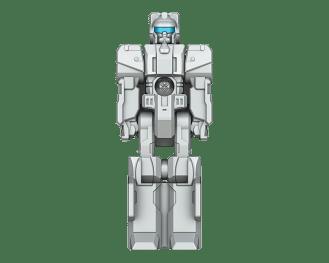 Flameout robot mode