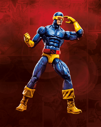 Toys R Us Exclusive Cyclops Two Pack with Dark Phoenix