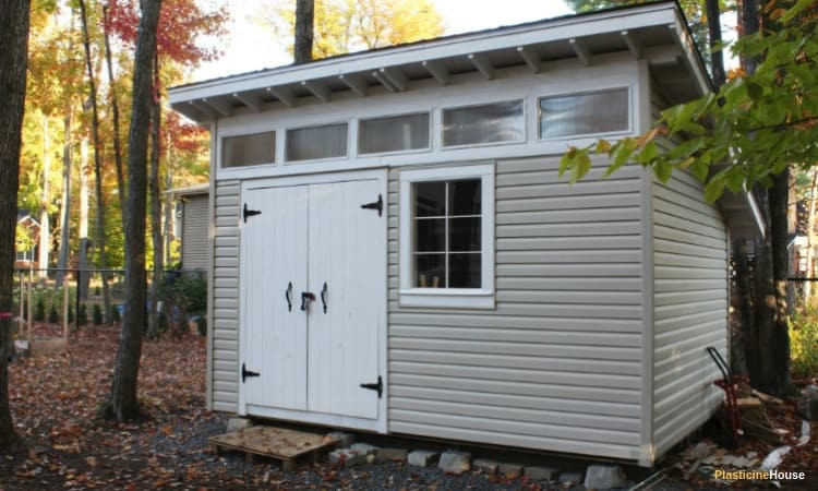 How Many 2×4 Do I Need For A 10×20 Shed