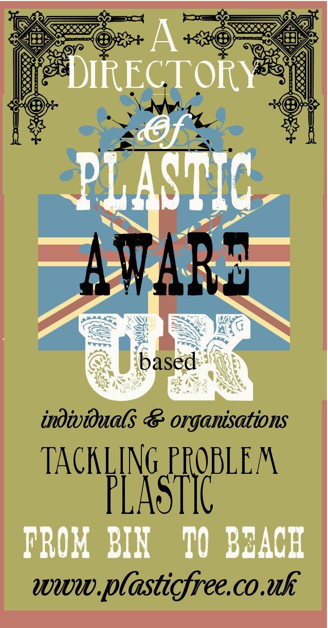 plastic free uk flier