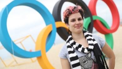 Foto de Rio 2016 tem monumento feito com 65 quilos de plástico reciclado