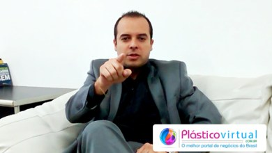 Foto de Rodrigo Oliveira diretor da plastico virtual fala sobre a Interplast