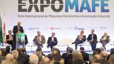 Foto de EXPOMAFE movimenta negócios da indústria metalmecânica e impulsiona a retomada dos investimentos do setor