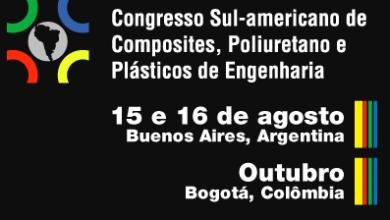 Foto de O Congresso Sul-Americano de Composites, Poliuretano e Plásticos de Engenharia acontecerá em agosto e outubro