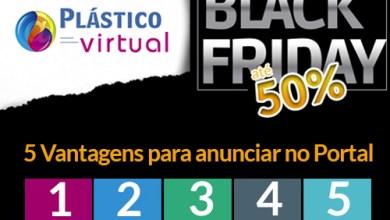 Foto de Black Friday do Plástico Virtual é a oportunidade certa de investimento