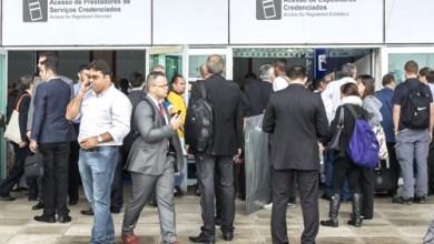 Foto de Feiras de negócios conseguem superar a crise do Brasil
