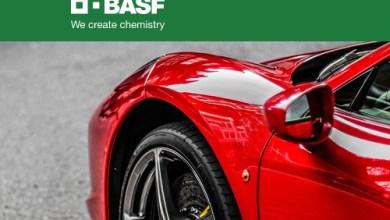 Foto de BASF desenvolveu proteção extra para pintura dos carros