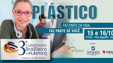 Foto de Evento debate alto desempenho e sustentabilidade do plástico