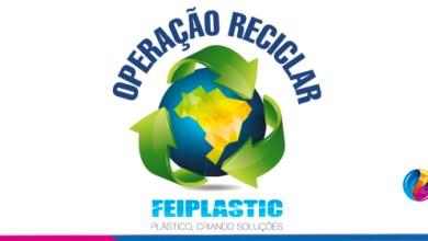 Foto de Feiplastic traz 3ª edição da Operação Reciclar com inovações