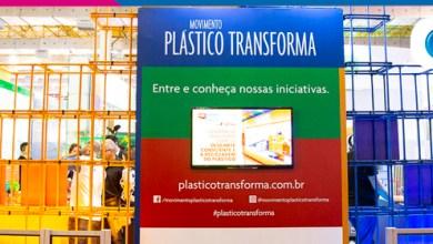 Foto de Material plástico continua sendo inovador