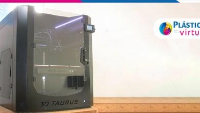 Foto de Empresa utiliza impressora 3D nacional para desenvolver novos produtos