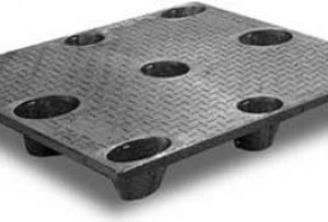 Heavy Duty Nestable Plastic Pallet