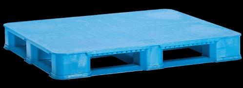 Rackable Pallets, DLR-SD-4840 - Plastic Pallet & Container